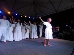 Noite cultural: Grupo Interlocução Pau Brasil