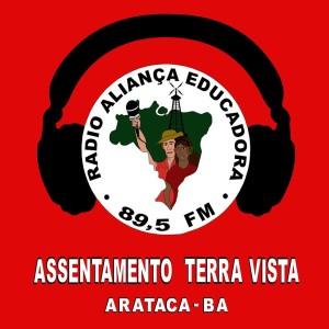 Logo Aliança Educadora FM