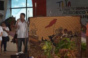 Encerramento da V jornada de Agroecologia da Bahia
