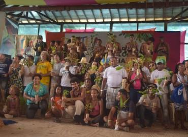 Encerramento V Jornada de Agroecologia da Bahia. Foto: Lua